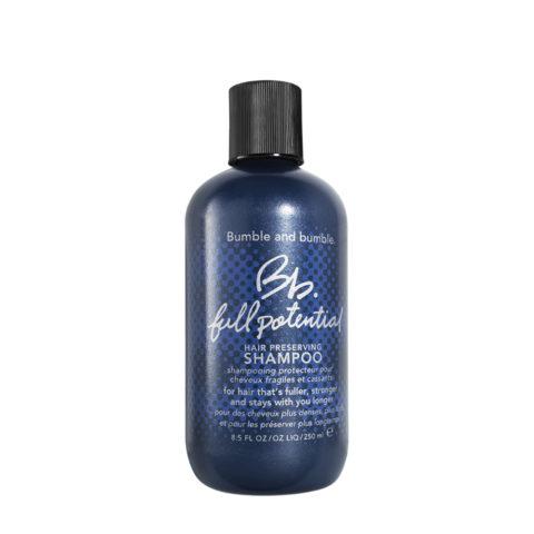 Bumble and Bumble Full Potential Stärkendes Shampoo Für Schwaches Haar 250ml