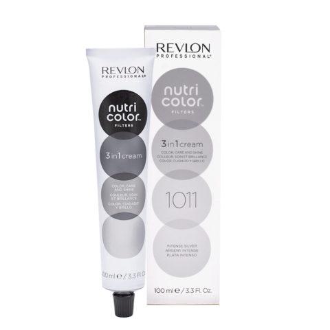 Revlon Nutri Color Creme 1011 Intense silber 100ml