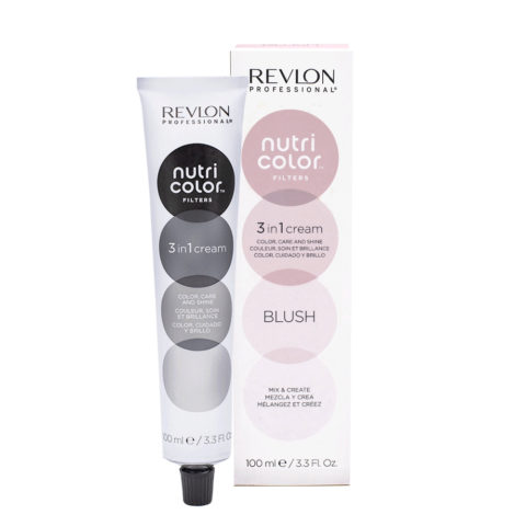 Revlon Nutri Color Creme BLUSH 100ml - Farbemaske