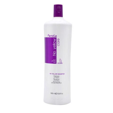 Fanola Shampoo Antigelbes Für Blondes Haar 1000ml