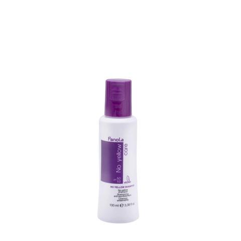 Fanola Shampoo Antigelbes Für Blondes Haar 100ml