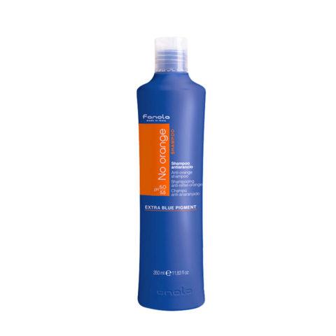 Fanola Shampoo Für Braune Haare 350ml