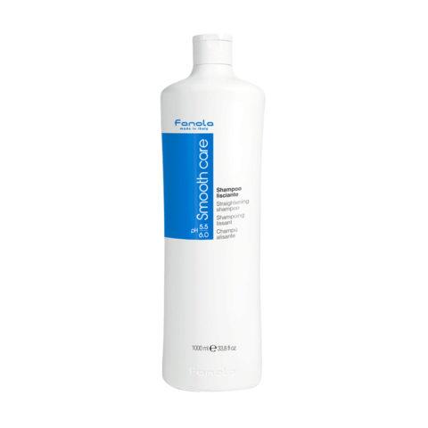 Fanola Smooth Care Shampoo Für Krauses Haar 1000ml