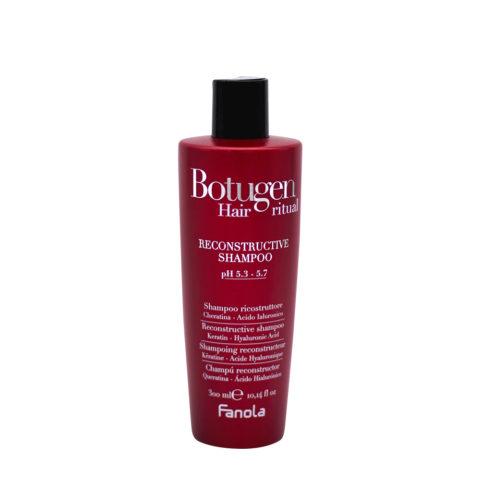 Fanola Botolife Shampoo Für Geschädigtes Haar 300ml
