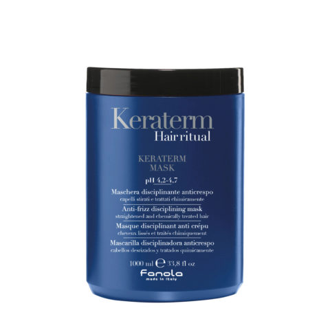 Fanola Keraterm Antifrizz Maske 1000ml