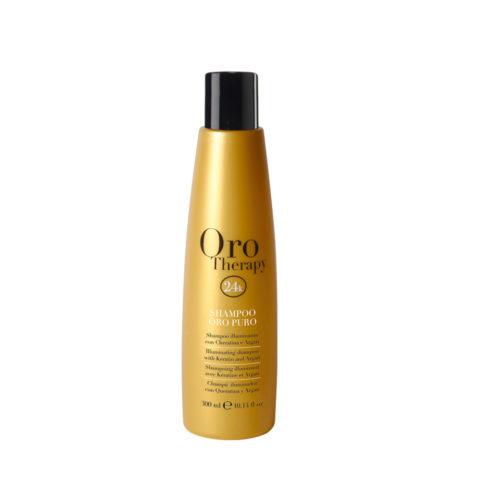 Fanola Oro Therapy Oro Puro Shampoo für alle Haartypen 300ml