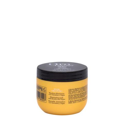 Fanola Oro Therapy Oro Puro Maske Für alle Haartypen 300ml