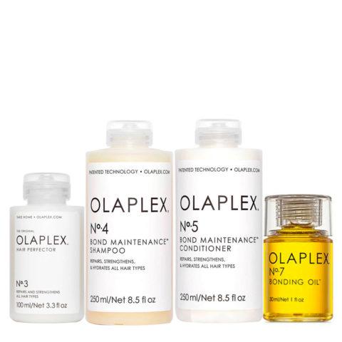 Olaplex Komplettes Rekonstruktionsset Für Geschädigtes Haar