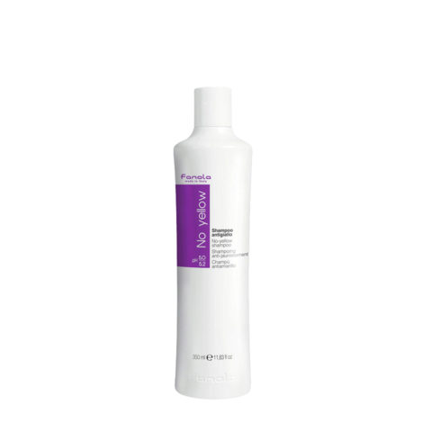 Fanola Shampoo Antigelb Für Blondes Haar 350ml