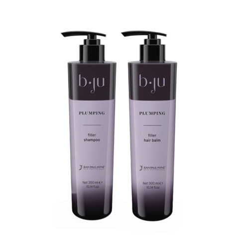 Jean Paul Mynè b ju Plumping Shampoo Feines Haar 300ml Maske 300ml