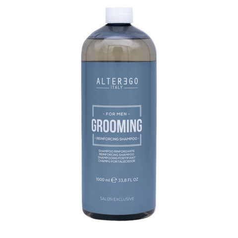 Alterego Grooming Stärkendes Shampoo für schwaches Haar 1000ml