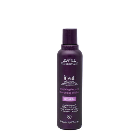 Aveda Invati Advanced Exfoliating Shampoo Für Dickes Haar 200ml