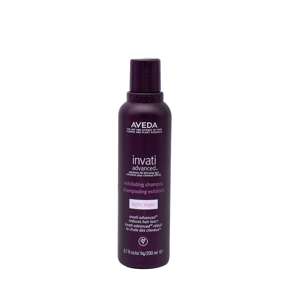 Aveda Invati Advances Exfoliating Shampoo Für Feines Haar 200ml