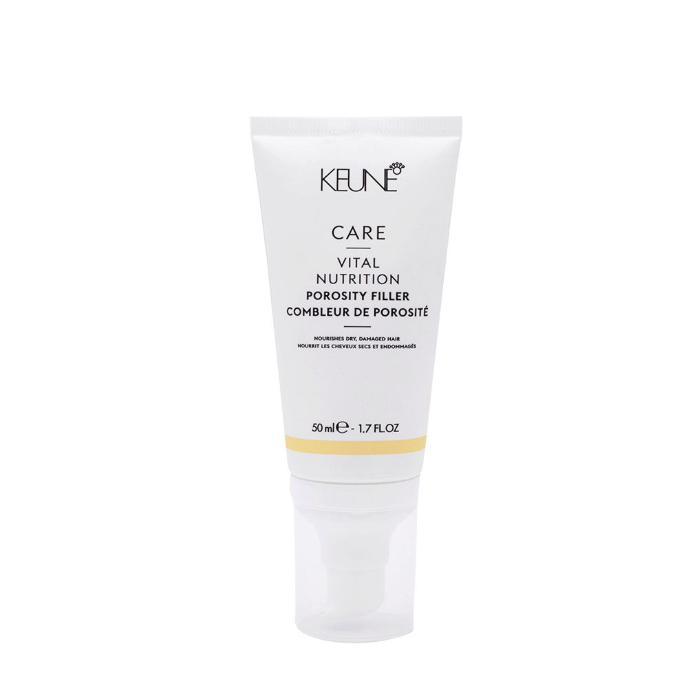 Keune Care Line Vital Nutrition Porosity Filler 50ml - konzentrierte Creme