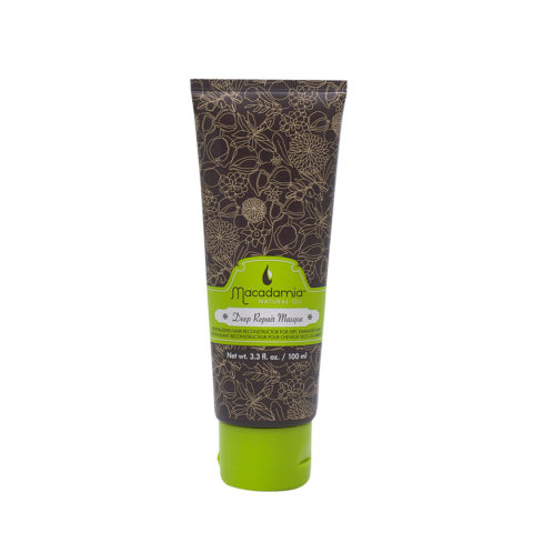 Macadamia Deep repair masque 100ml - Aufbaukur Maske
