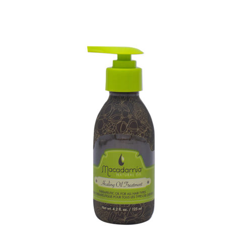 Macadamia Healing oil treatment 125ml - tiefenreparierendes Öl für alle Haartypen
