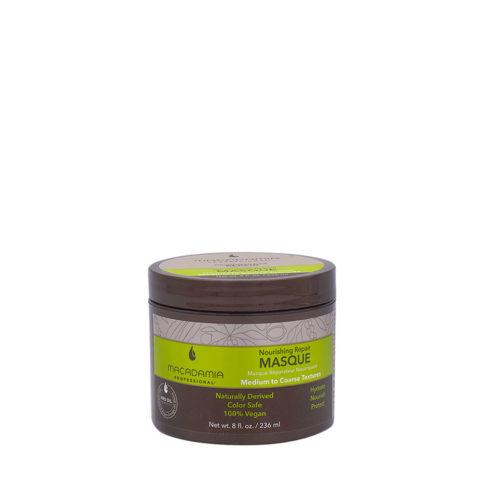 Macadamia Nourishing Repair Masque 236ml - Feuchtigkeits- und reichhaltige Maske für mittleres bis dickes Haar