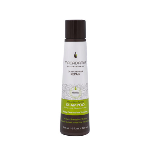 Macadamia Weightless Repair Shampoo 300ml