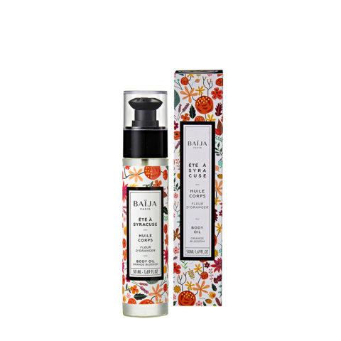 Baija Paris Körperöl mit Orangenblüten 50ml