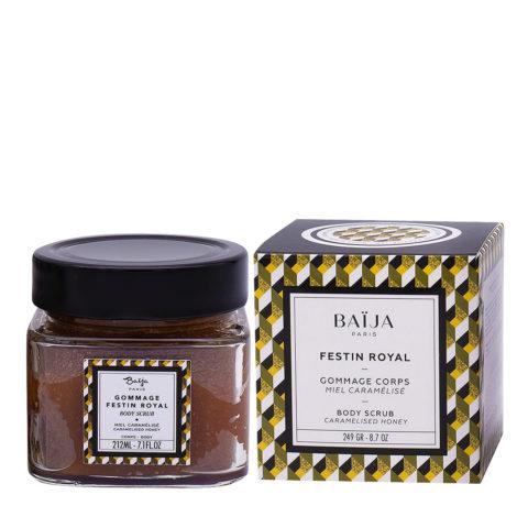 Baija Paris Body Scrub Körperpeeling mit karamellisiertem Honig 249gr