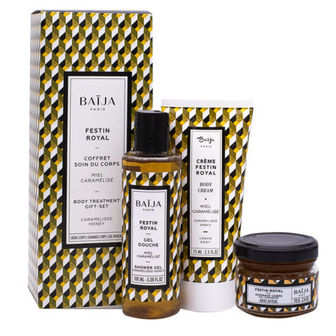 Baija Paris Karamellisiertes Honig-Körperritual