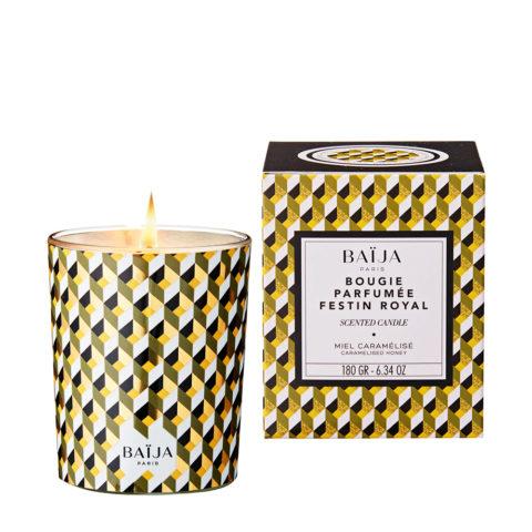 Baija Paris Kerze mit karamellisiertem Honig 180gr