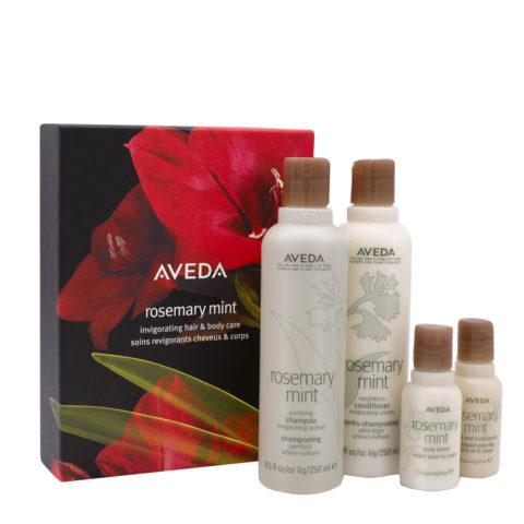 Aveda Rosemary Mint Weihnachtsset Für Körper Und Haare