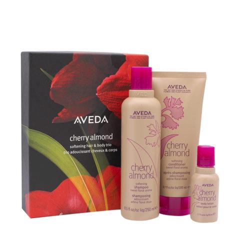 Aveda Cherry Almond Weihnachtsset Für Trocknes Haar
