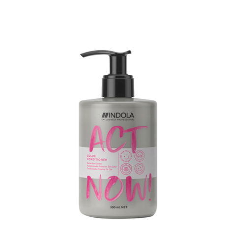 Indola Act Now! Color Conditioner Für Gefärbtes Haar 300ml