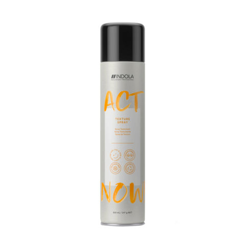 Indola Act Now! Texture Volumizing Spray für feines Haar 300ml
