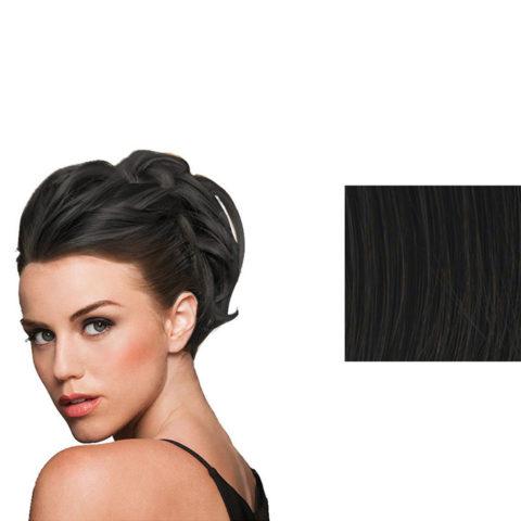 Hairdo Style A Do & Mini Do Haargummi Schwarz
