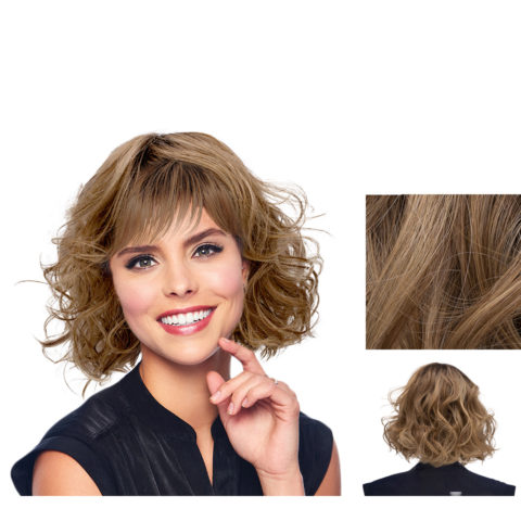 Hairdo Flirty Waves Warmes Blond mit brauner Wurzel