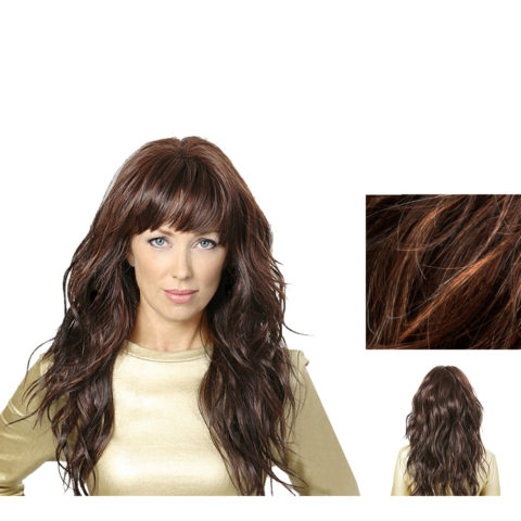 Hairdo Full Waves Mittelbraune Haselnuss