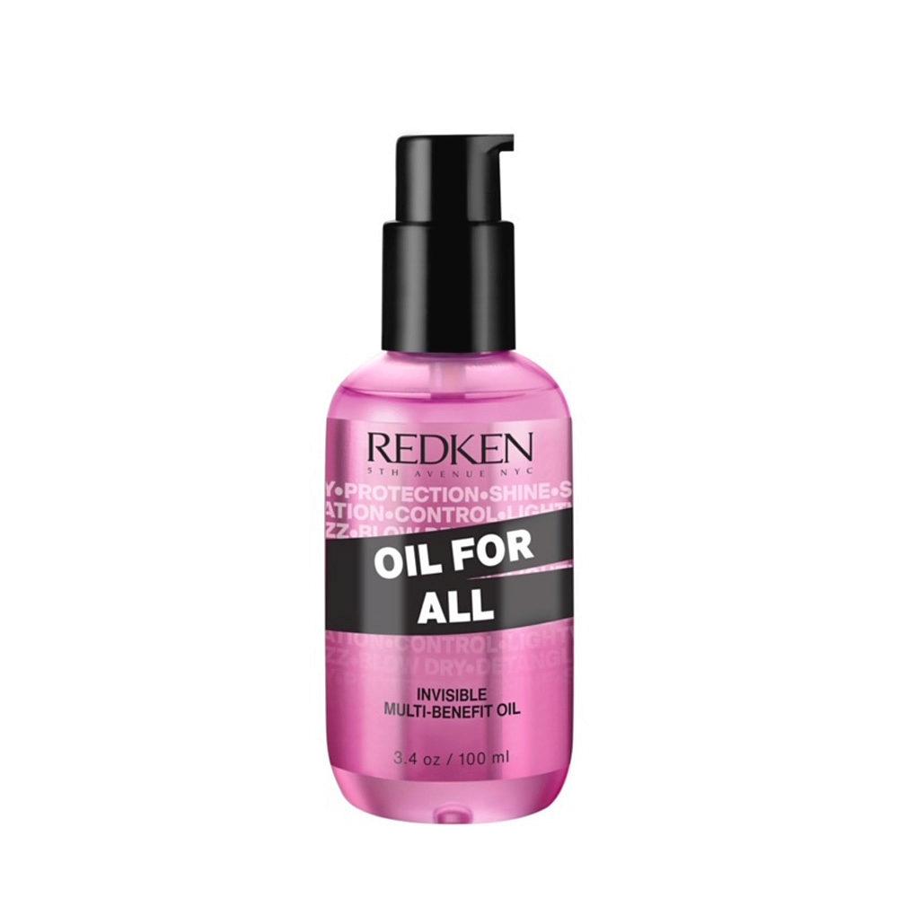 Redken Oil For All Multi Benefit Öl für alle Haartypen 100ml