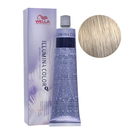 9/19 Sehr Hell Aschblond Cendré Wella Illumina Color 60ml