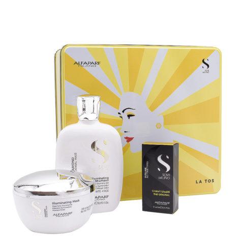 Alfaparf Diamond Geschenkbox-Kit für normales Haar