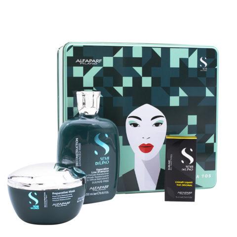 Alfaparf Geschenkbox-Kit für geschädigtes Haar
