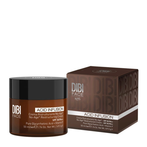Dibi Milano Acid Infusion Anti-Aging-Gesichtscreme mit SPF 30, 50 ml