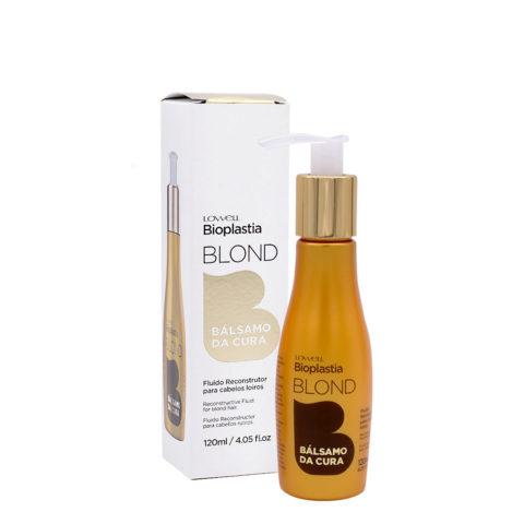 Lowell Bioplastia Reparaturflüssigkeit für blondes und beschädigtes Haar 120ml
