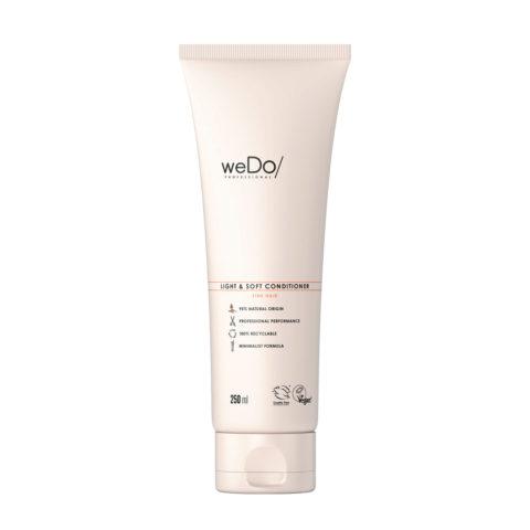weDo Light & Soft Feuchtigkeit Conditioner Für Feines Haar 250ml