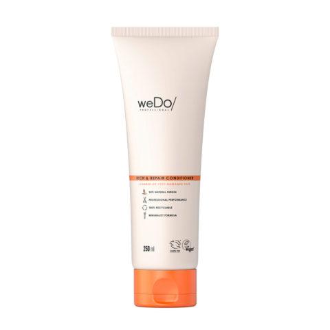 weDo Rich & Repair Nourishing Conditioner für krauses und stark geschädigtes Haar 250ml