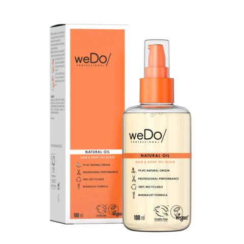 weDo Natural Oil Parfümiertes Öl für Körper und Haar 100ml