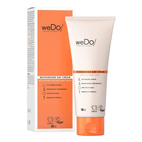 weDo Moisturising Day Cream Feuchtigkeitscreme für Haar und Hände 90ml