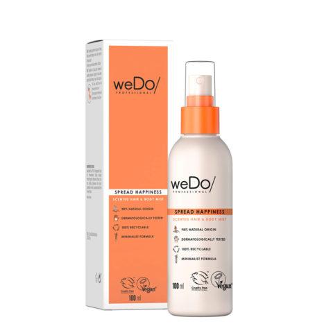 weDo Spread Happiness Parfümiertes Spray für Haar und Körper 100ml