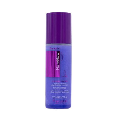 Fanola No Yellow No-Rinse Anti-Gelb-Spray Conditioner 150ml