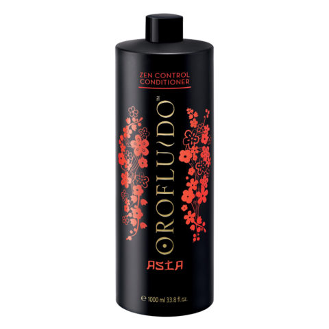 Orofluido Asia Zen control Conditioner 1000ml - Anti Frizz Conditioner