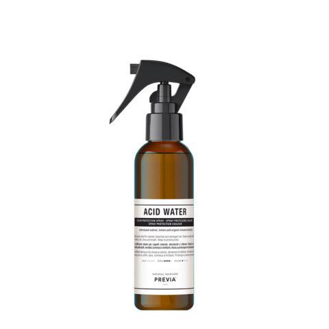 Previa Acid Water Spray Schutz für gefärbtes Haar 200ml
