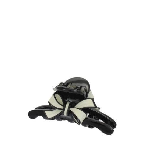 VIAHERMADA Haarzange mit weißer Schleife