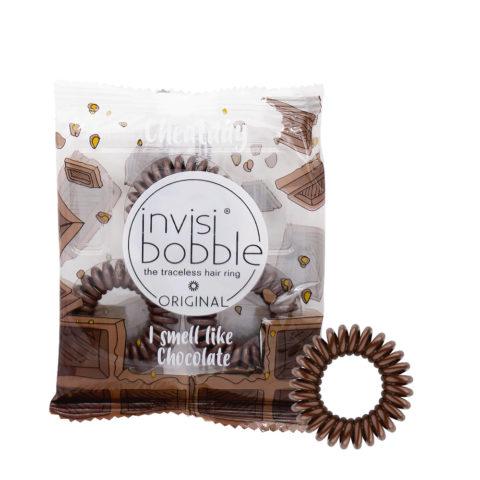 Invisibobble Cheatday Haarband mit dunklem Schokoladenduft