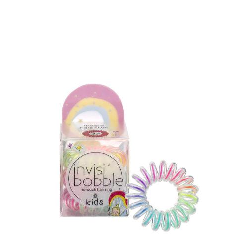 Invisibobble Kids Regenbogengummi für Kinderhaare